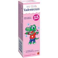 Vademecum Junior Strawberry fogkrém, 50 ml