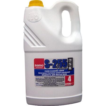Професионален препарат Sano Floor S-255 за под, 4 л