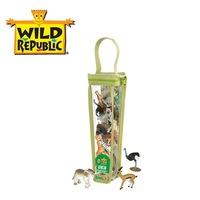 Фигурки Животинки (туба) Wild Republic, Африка - 84215