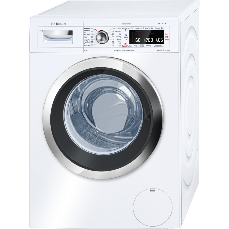 Fotografie Masina de spalat rufe Bosch WAW32640EU, ActiveWater, 9 kg, 1600 RPM, Clasa A+++, Alb