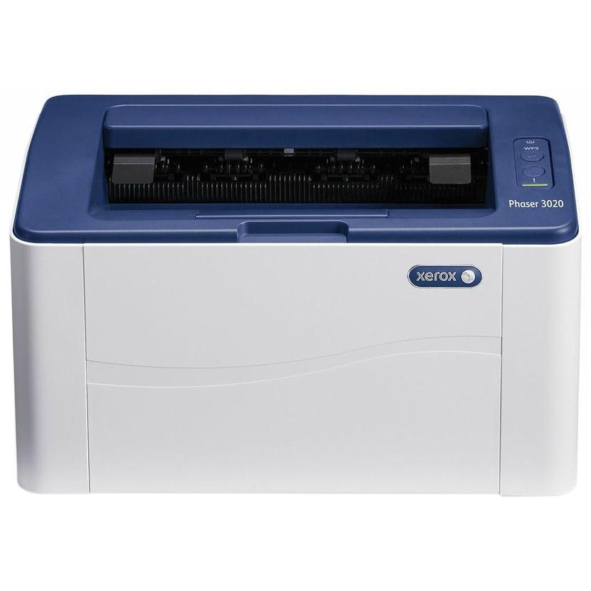 Fotografie Imprimanta laser monocrom Xerox Phaser 3020, Wireless, A4