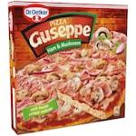 Pizza cu sunca si ciuperci Guseppe 425g Dr. Oetker