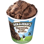 Inghetata cu ciocolata si brownie 408g Ben&Jerry's