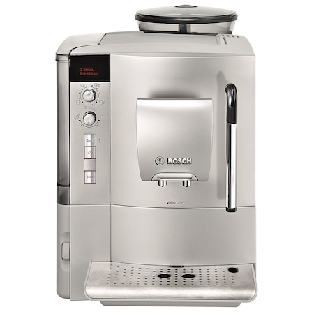 Espressor automat Bosch VeroCafe TES50221RW, 1600W, 1.7 l, 15 bar, Argintiu