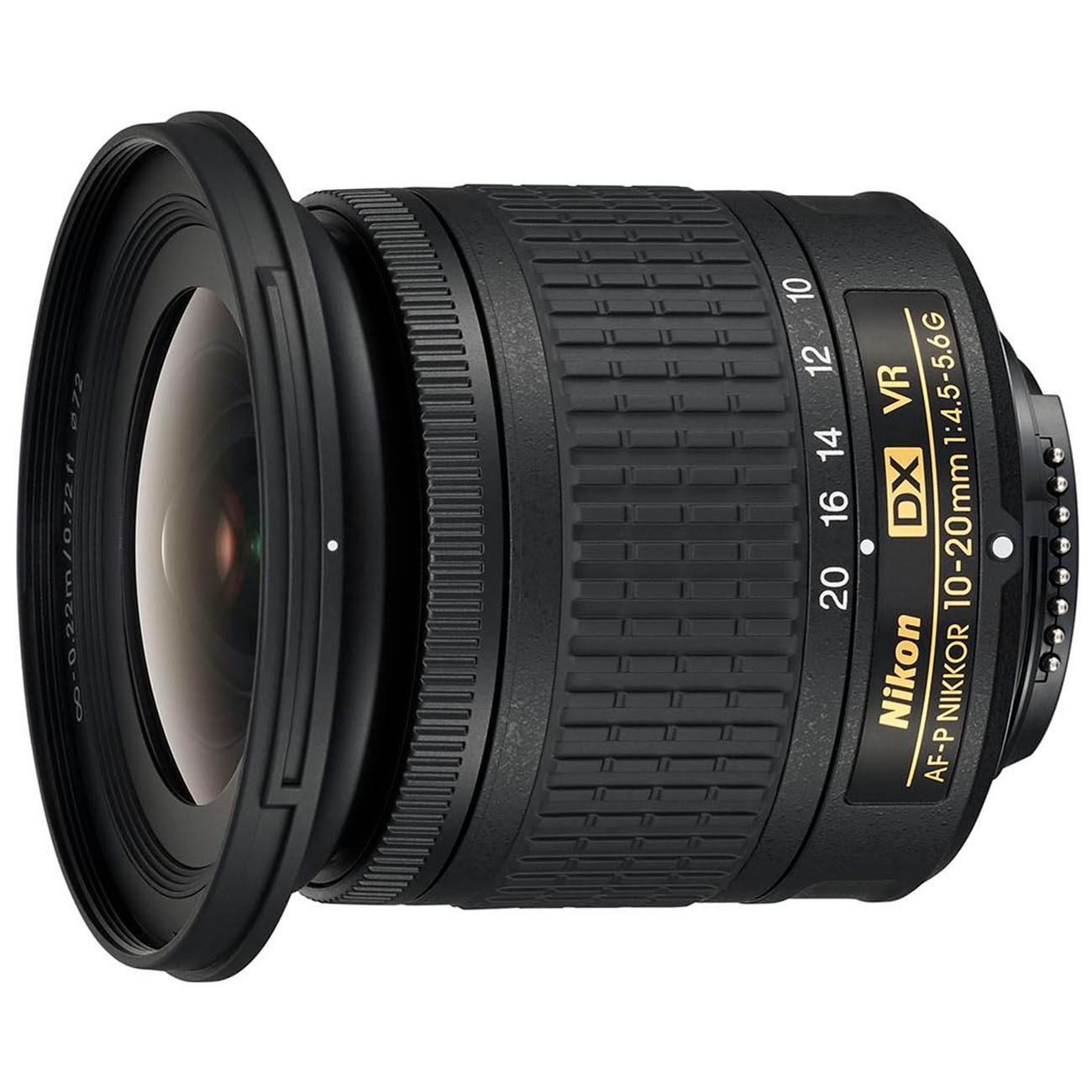 Fotografie Obiectiv Nikon 10-20mm f/4.5-5.6G VR AF-P DX NIKKOR