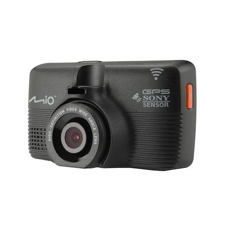 Camera auto Mio MiVue 792WiFi, Full HD, G-Shock Sensor, Senzor Sony Stravis, Black