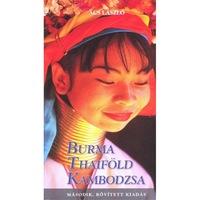 Burma, Thaiföld, Kambodzsa 2.bőv.kiadás
