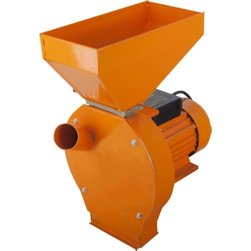 Fotografie Moara electrica pentru cereale si stiuleti Evotools 647123, 1100W, 3000 RPM, 180 kg/h capacitate maruntire