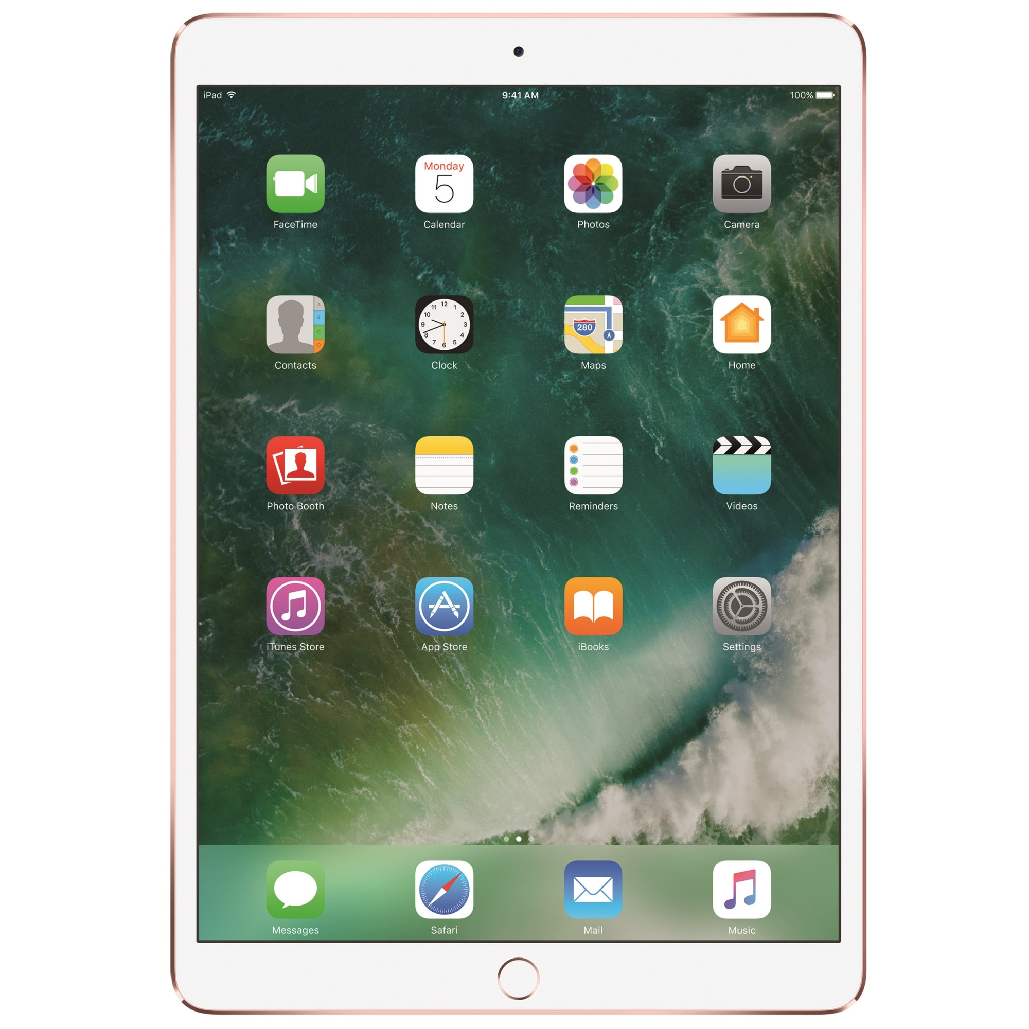Fotografie Apple 10.5-inch iPad Pro Wi-Fi 64GB - Rose Gold (DEMO)