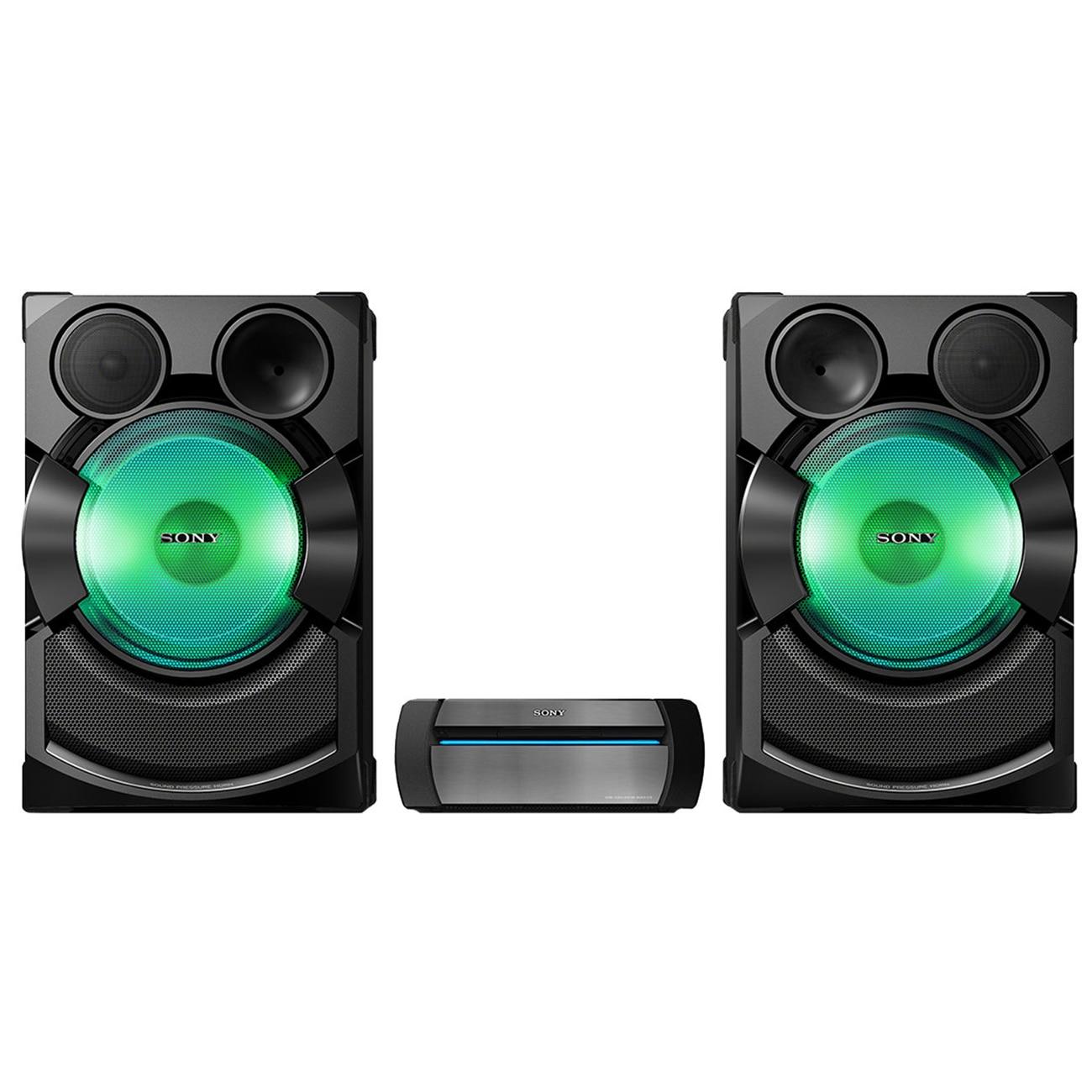 Fotografie Sistem Audio Sony SHAKE-X70 High Power, Bluetooth, NFC, Party music