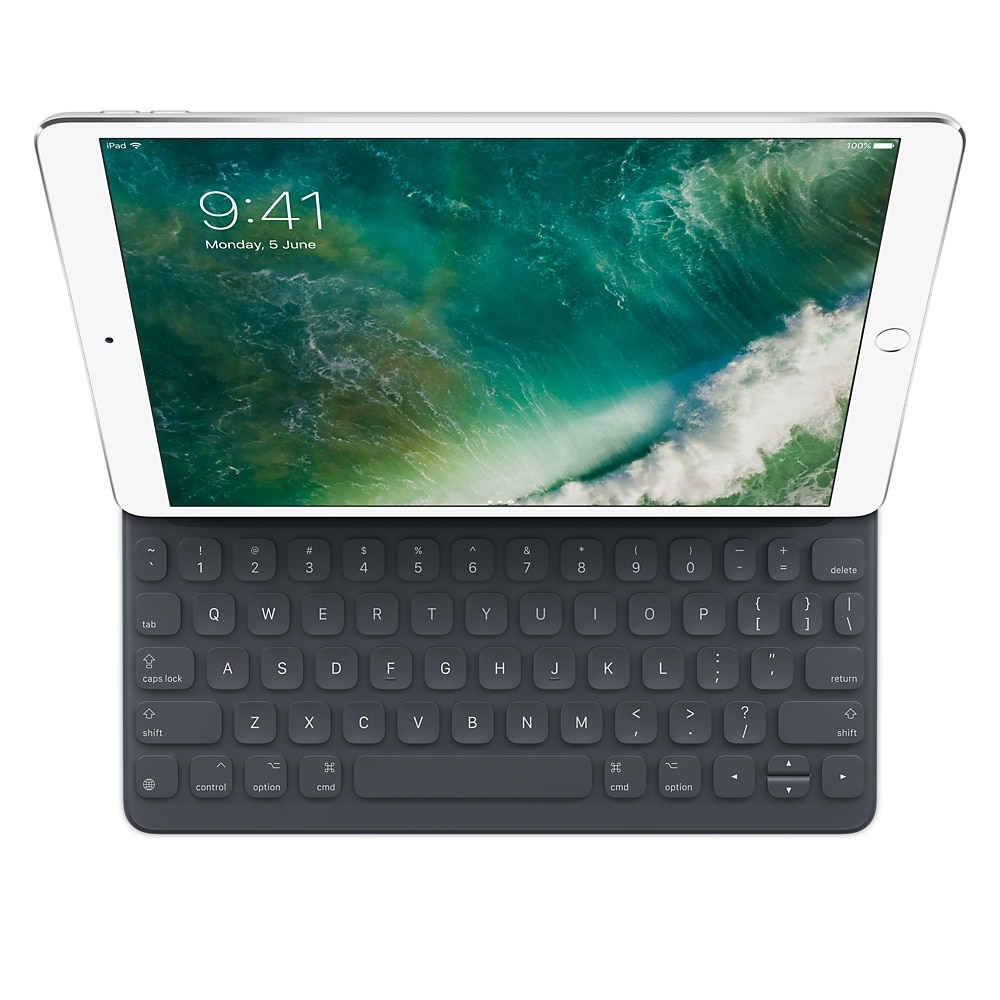 "Fotografie Tastatura Apple Smart Keyboard pentru Apple iPad 7 / iPad 8 / iPad Air 3 / iPad Pro 10.5"", Layout RO"