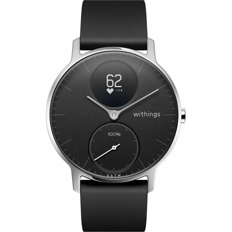 Fotografie Ceas smartwatch Withings Steel HR 36mm, Black
