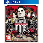 Игра Sleeping Dogs Definitive: Limited Edition за PlayStation 4