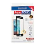Защитно фолио Super Touch, Tempered Glass за iPhone 8 / iPhone 7, Black