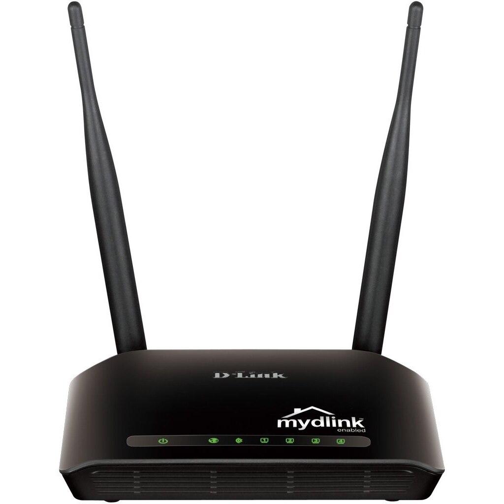 Fotografie Router wireless Cloud N300 D-Link DIR-605L