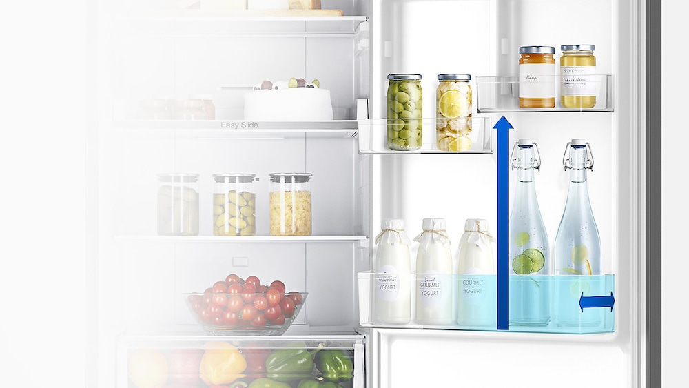 Хладилник с фризер Samsung RB33J3030SA