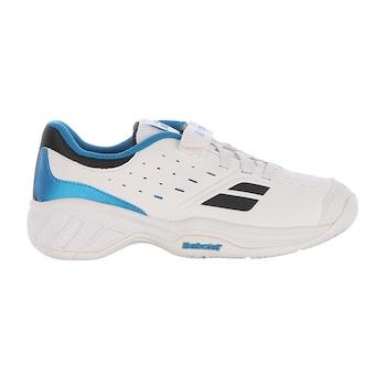 Детски тенис обувки Babolat Pulsion BPM Kid, бели, номер 27
