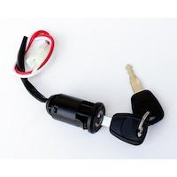 Elektromos kerékpár Gyújtáskapcsoló (26mm)