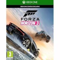 Microsoft Forza Horizon 3 játék szoftver Xbox One-ra