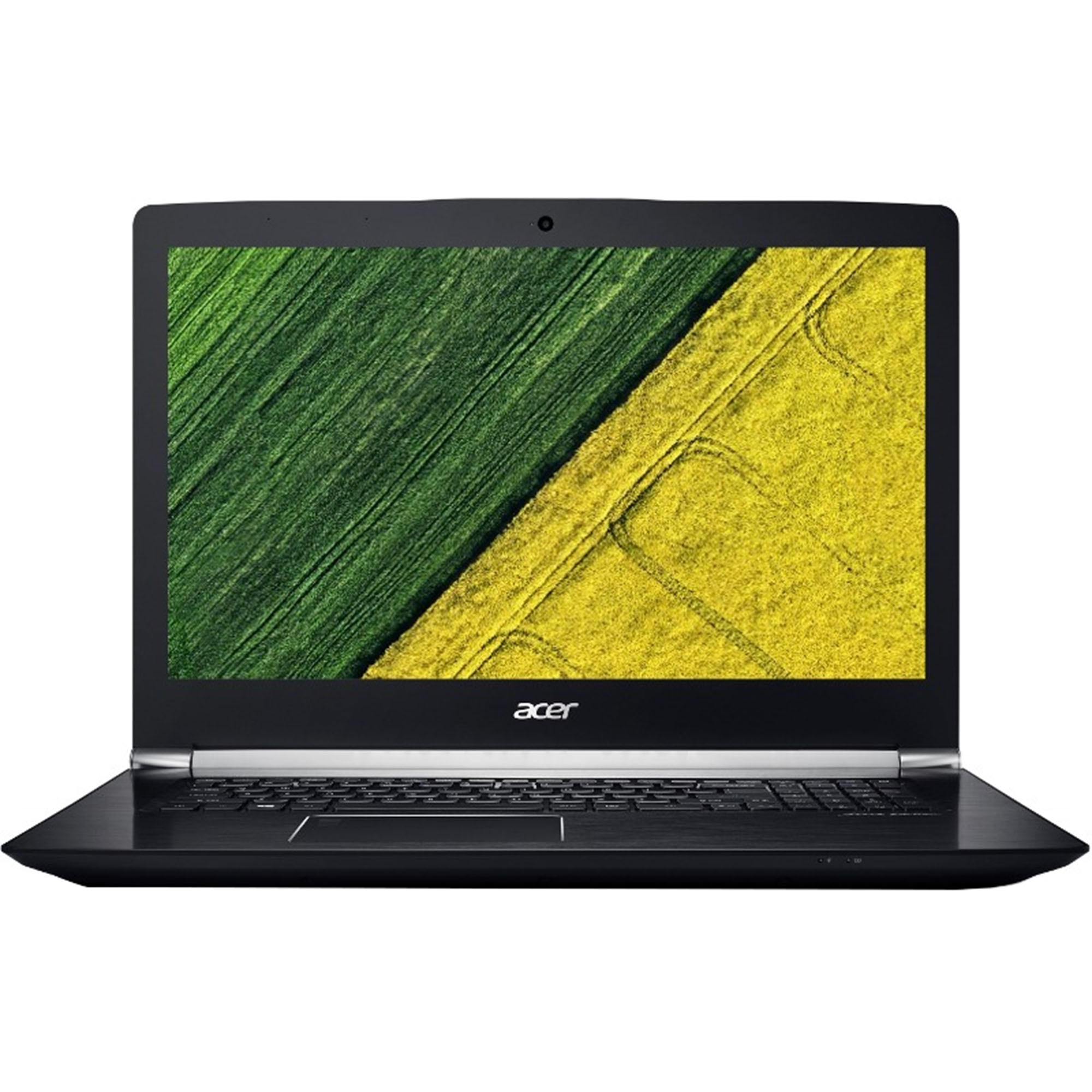 "Fotografie Laptop Acer Gaming Aspire V Nitro VN7-593G-75FP cu procesor Intel® Core™ i7-7700HQ 2.80 GHz, Kaby Lake, 15.6"", Full HD, 8GB, 256GB SSD, nVidia GeForce GTX 1060 6GB, Linux, Black"