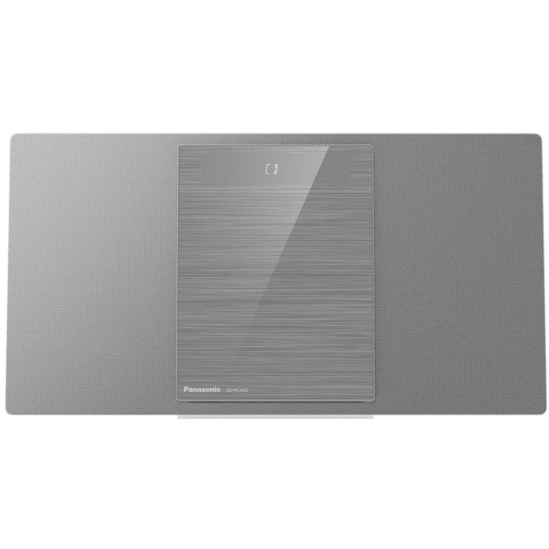 Fotografie Sistem audio Panasonic SC-HC402EG-S, 40W, Bluetooth, Argintiu