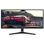 "LG 29UM69G Gaming LED monitor, 29"", IPS, UltraWide, 21:9, UWHD, 2560 x 1080, 5ms, HDMI, DisplayPort, USB-C, Fekete"