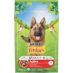 Храна за кучета PURINA® FRISKIES®Active Кучета в зряла възраст,Месо, Суха храна, Плик, 10 kg