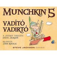 Munchkin 5 Vadító vadirtók
