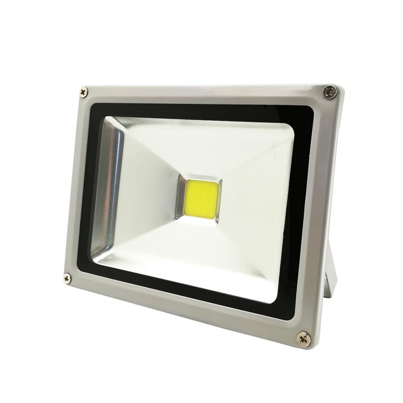 Fotografie Proiector LED Ultra Bright, 20W, 6500K, IP65