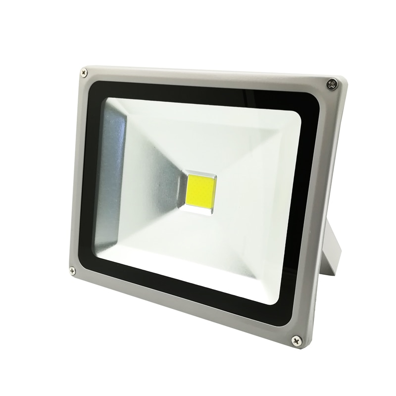Fotografie Proiector LED Ultra Bright, 50W, 6500K, IP65