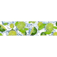 Гръб за Кухня DEGRETS 91038 Лайм, 61 cm x 2.44 m х 3 mm