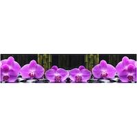 Гръб за Кухня DEGRETS 91517 Орхидея 8, 61 cm x 2.80 m х 6 mm