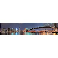 Гръб за Кухня DEGRETS 91523 Бруклински мост 2, 61 cm x 2.80 m х 6 mm