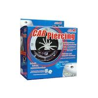 Autópiercing ( kukucska , dobókockák, 12V-os kék LED) Alpin