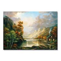 Картинa Канава Artfoyer - Падане Серене, 75 x 100 см