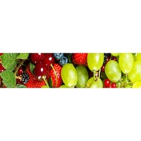 Гръб за Кухня ДЕГРЕЦ 91032 Плодов микс, 61 cm x 2.44 m х 3 mm