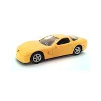Welly Chevrolet Corvette 1999 kisautó, 1:60, 64