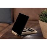 Krea-Wood asztali tablet tartó állvány, natúr