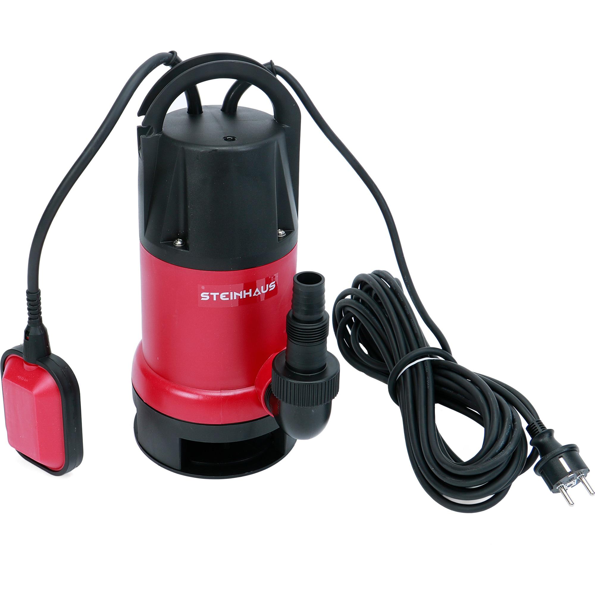 Fotografie Pompa submersibila pentru apa murdara Steinhaus PRO-SP750, 750W, 13000 l/h, 0.8 bar
