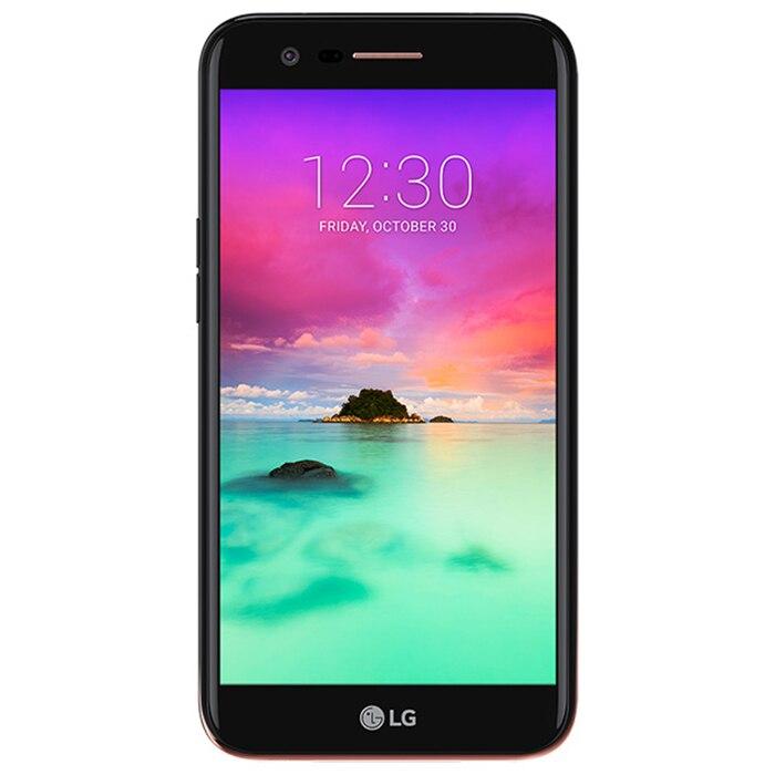 Fotografie Telefon mobil LG K10 (2017), 16GB, 4G, Black