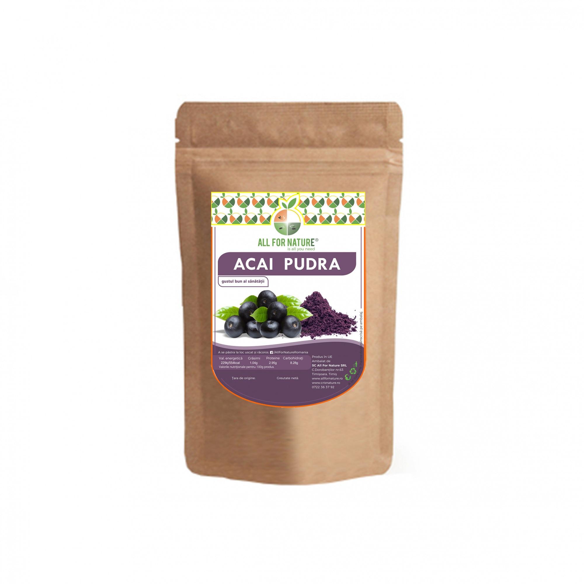 Acai berry detox supliment suplimentar, Detoxifiere de colon acai berry detox