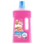 Почистващ препарат за повърхности Mr. Proper Flower&Spring, 1 л
