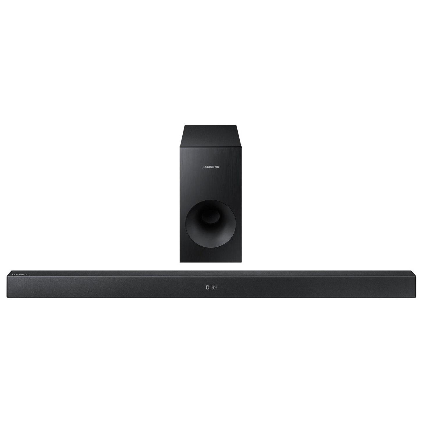 Fotografie Soundbar Samsung HW-K335, 130W, 2.1, Bluetooth, USB, negru