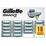Резерви Gillette Mach3 Regular, 18 броя