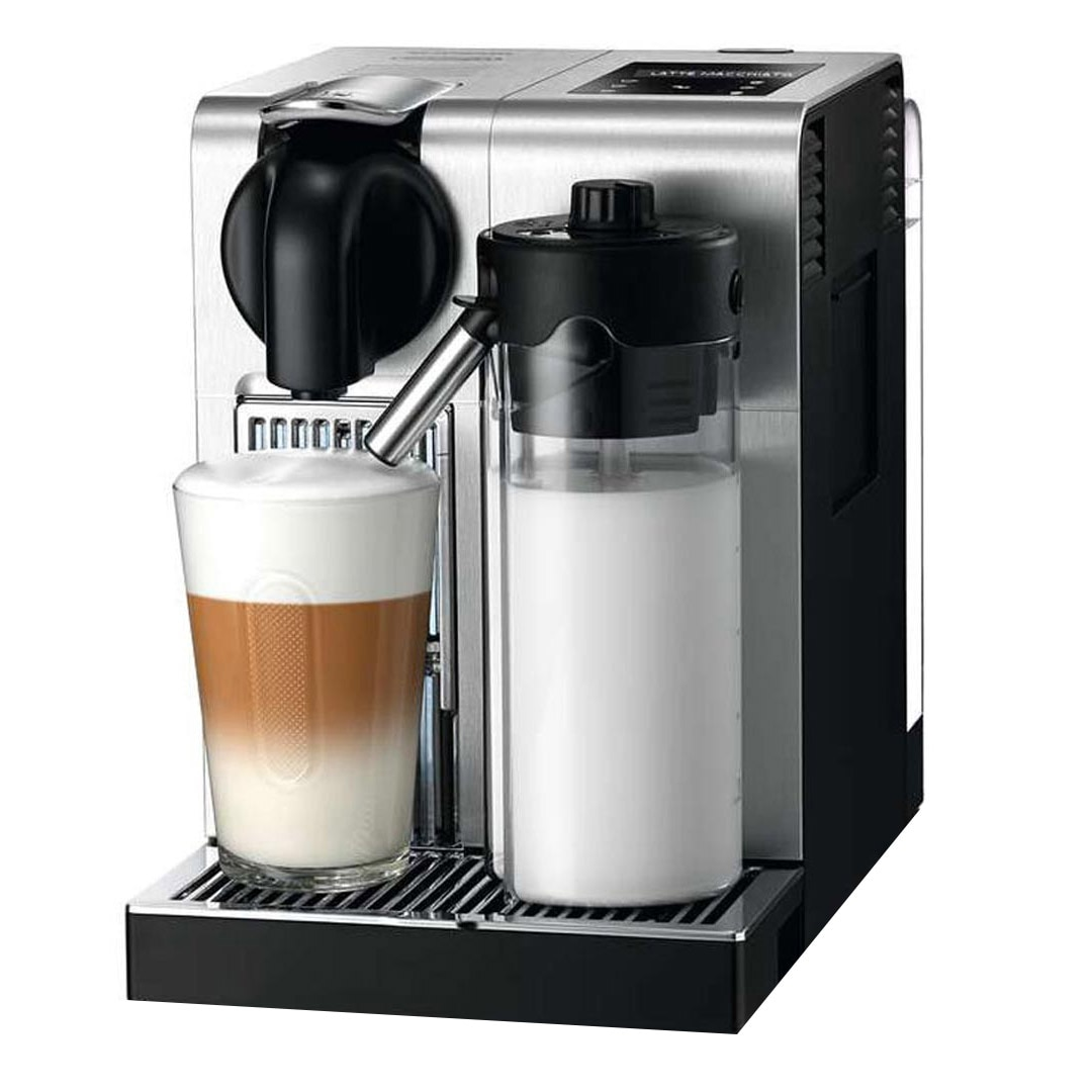 Fotografie Espressor Nespresso Lattissima Pro EN 750.MB, 1400 W, Capsule, 19 bari, 1.3 l, Ecran tactil, 6 setari predefinite, Negru