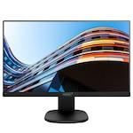 """Монитор Philips 21.5"""", IPS, Wide, Full HD, HDMI, Черен, 223S7EHMB/00"""
