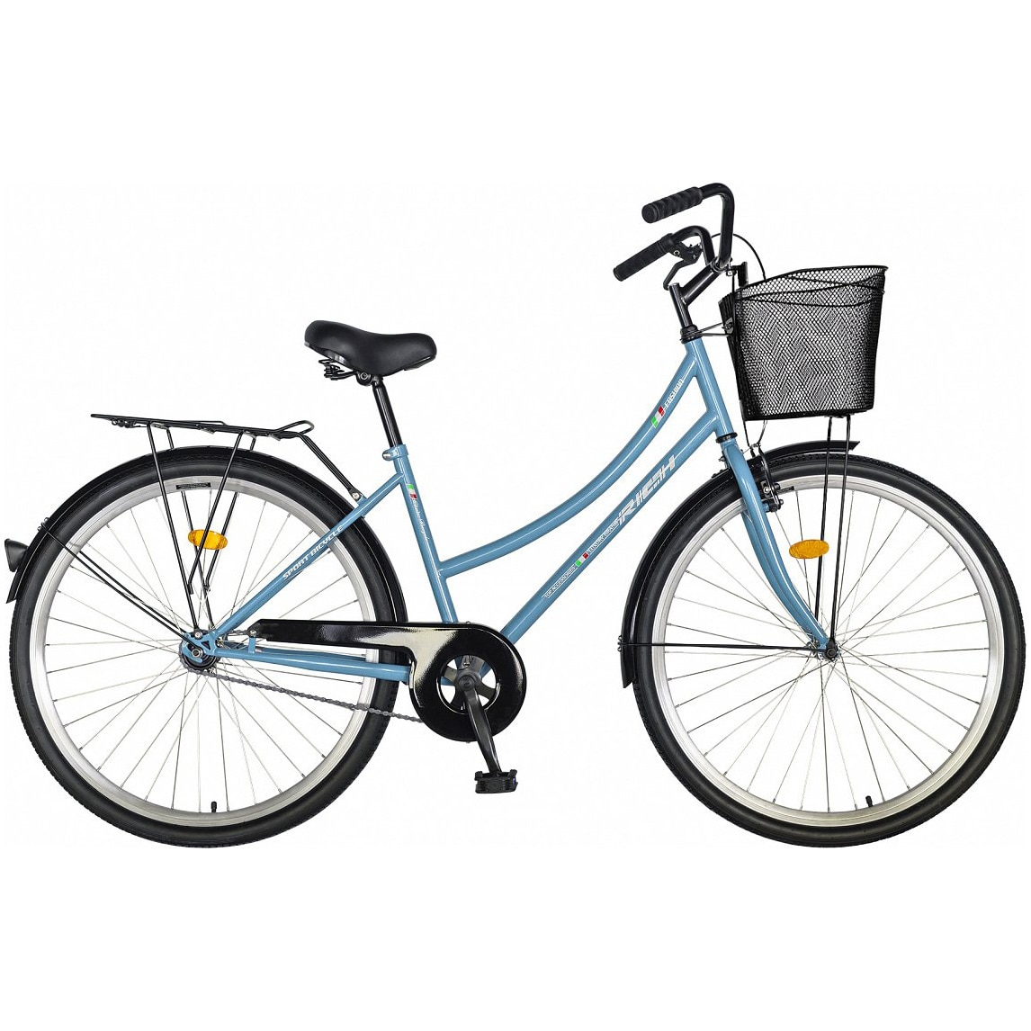 "Fotografie Bicicleta City 28"" Rich R2892A, Albastru"