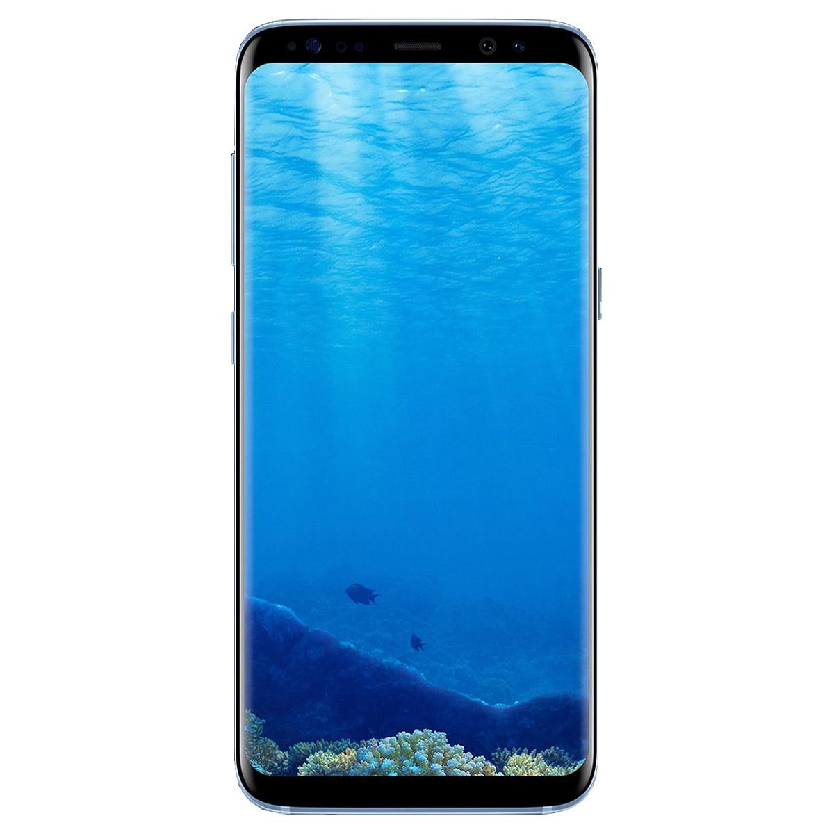 Fotografie Telefon mobil Samsung Galaxy S8, 64GB, 4G, Coral Blue