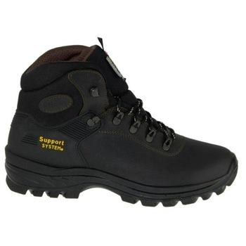 Трекинг обувки Grisport 10242D26G, Brązowe