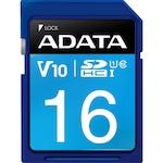 ADATA Premier SDHC memóriakártya, 16GB, UHS-I, Class10